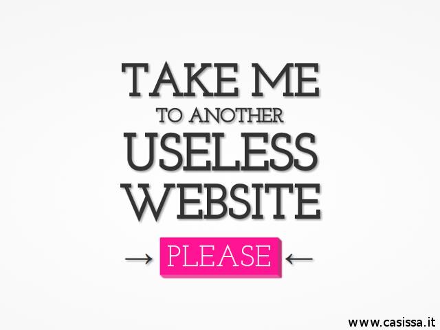 internet dating useless websites