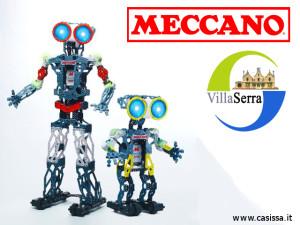 Mostra Meccano Villa Serra Comago Genova