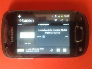 Riciclo creativo dello Smartphone - Web Radio